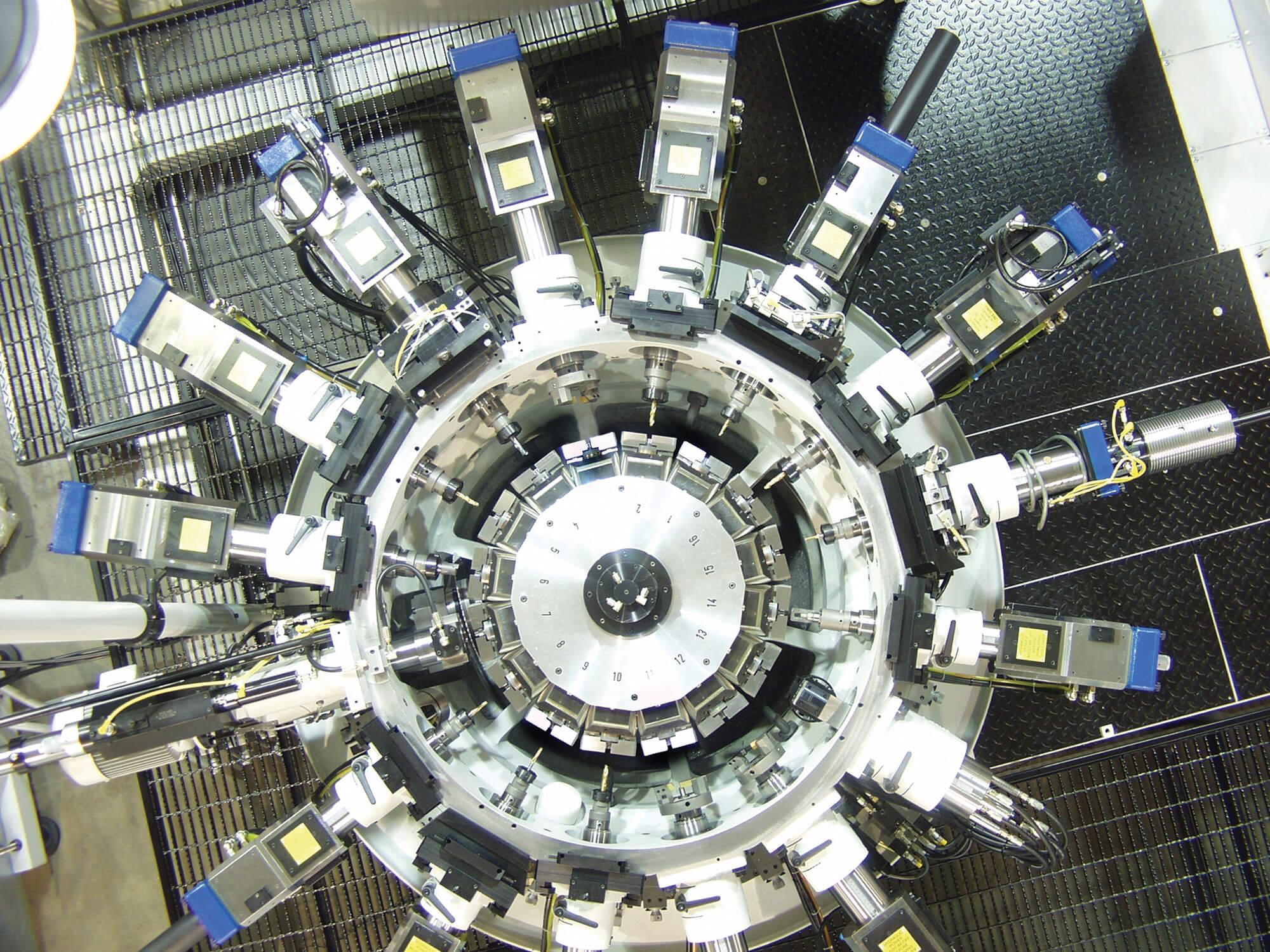 Machining Technologies Hydromat